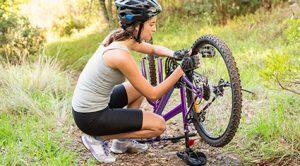 Seguro de bicileta para cubrir los daños y robo
